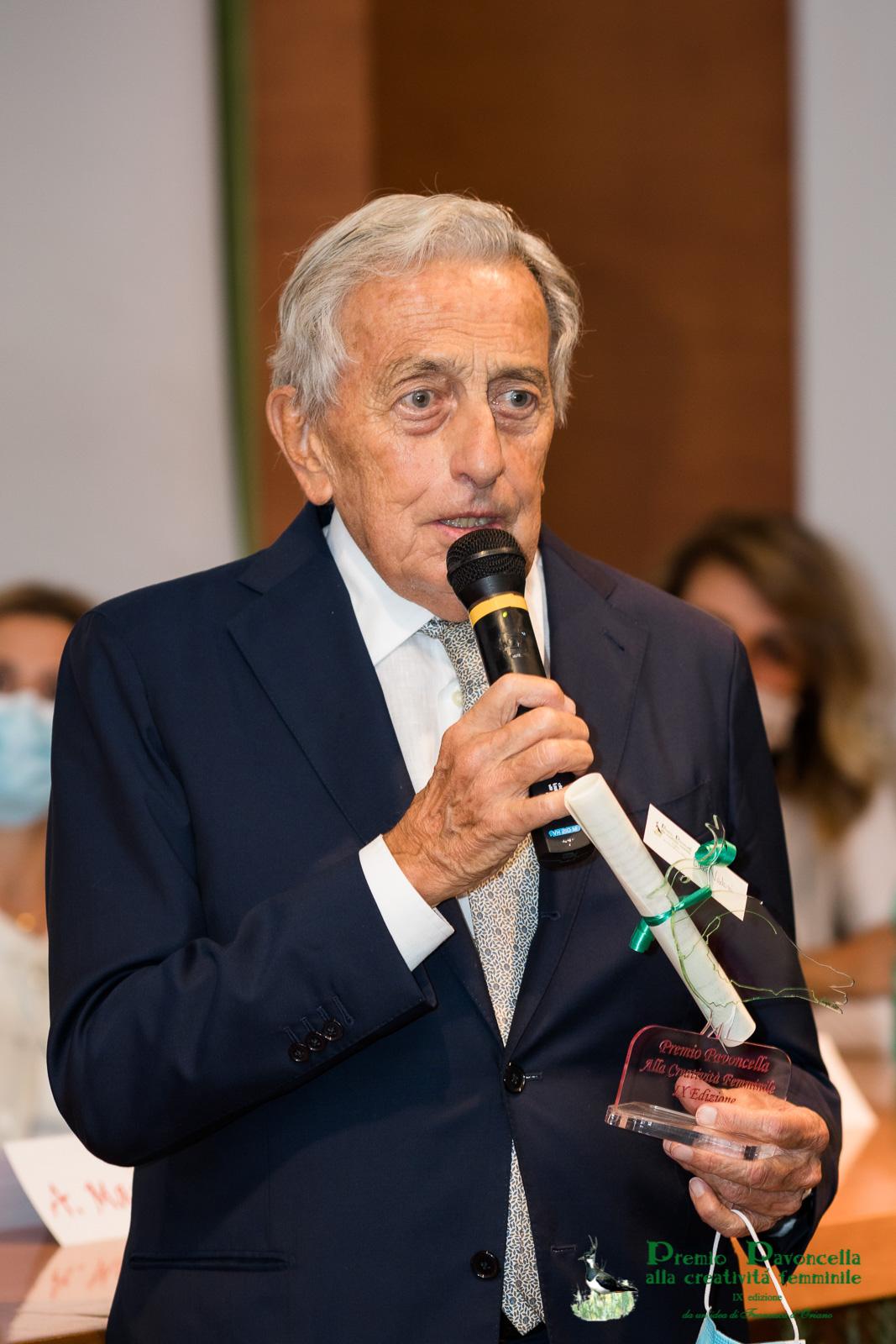Il prof. Paolo Arullani