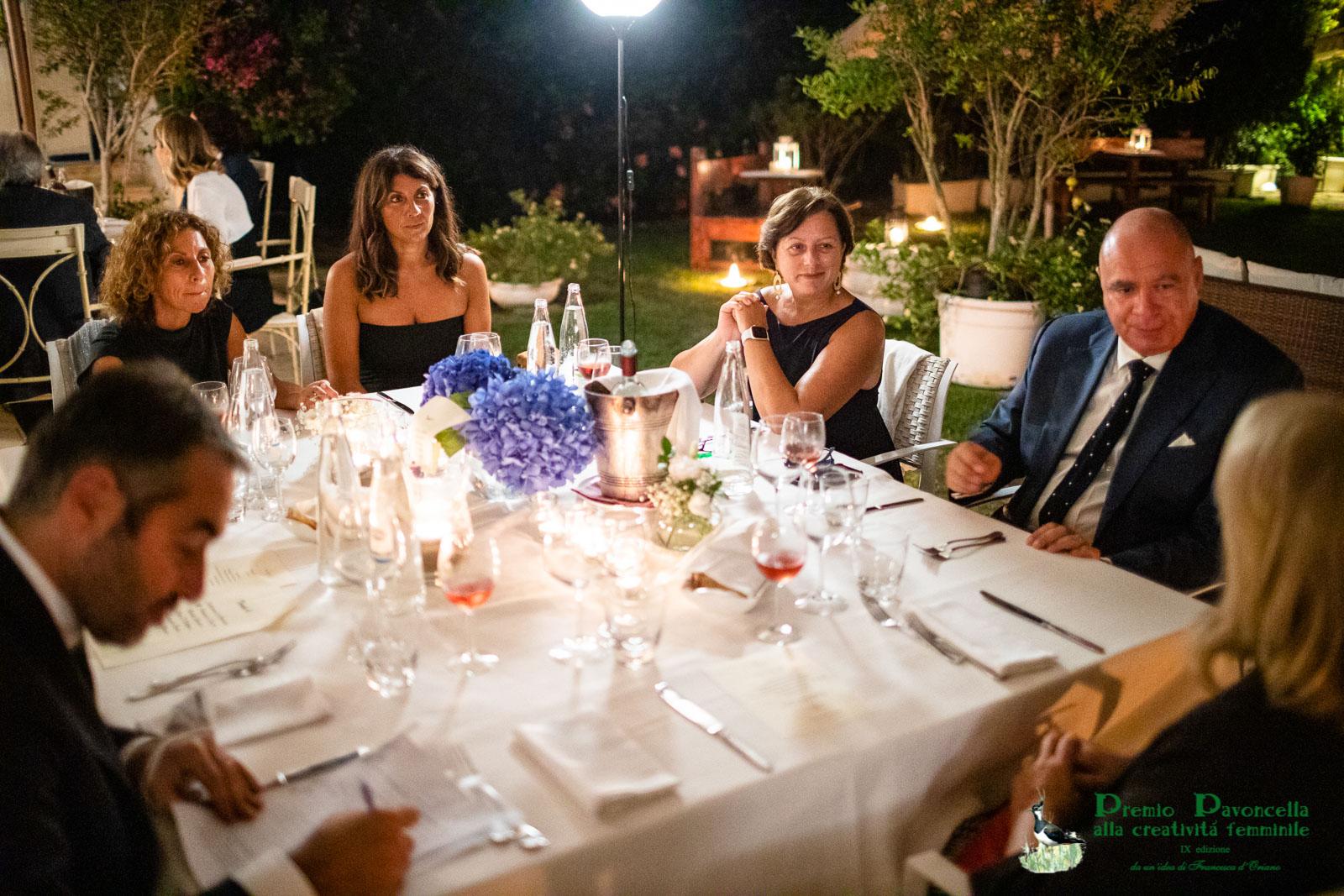 Chiara e Cristiana Marchini con il dottor Paolucci