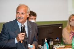 Il Presidente dell'Ente Parco del Circeo, gen. Antonio Ricciardi