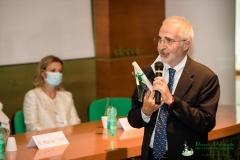 Il Presidente della Suprema Corte di Cassazione, Pietro Curzio